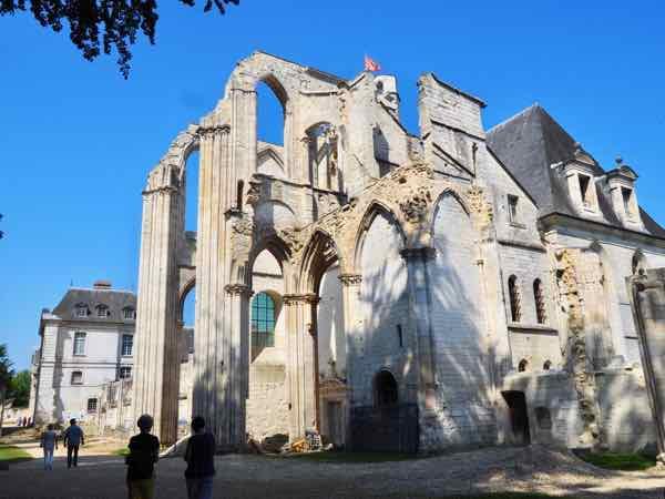 Abbaye Saint-Wandrille de Fontenelle (J. Chung)
