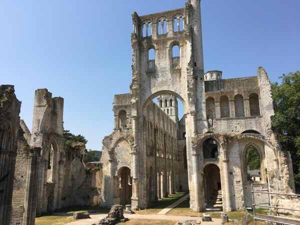 Abbaye de Jumieges (J. Chung)