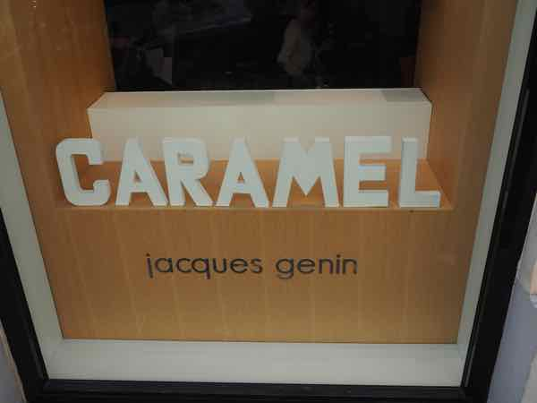 Jacques Genin storefront
