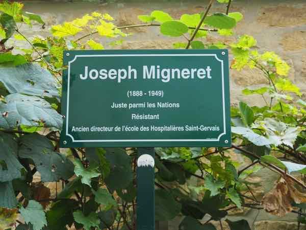Jardin des Rosiers-Joseph Migneret Garden