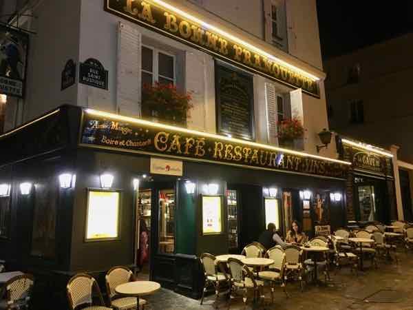 La Bonne Franquette, Paris
