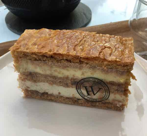 Millefeuille from Hugo et Victor, Paris