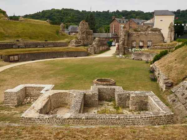 Roman Amphitheatre at Lillebonne