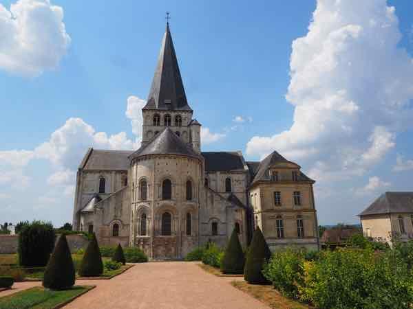 Saint-Martin-de-Boscherville (J. Chung)
