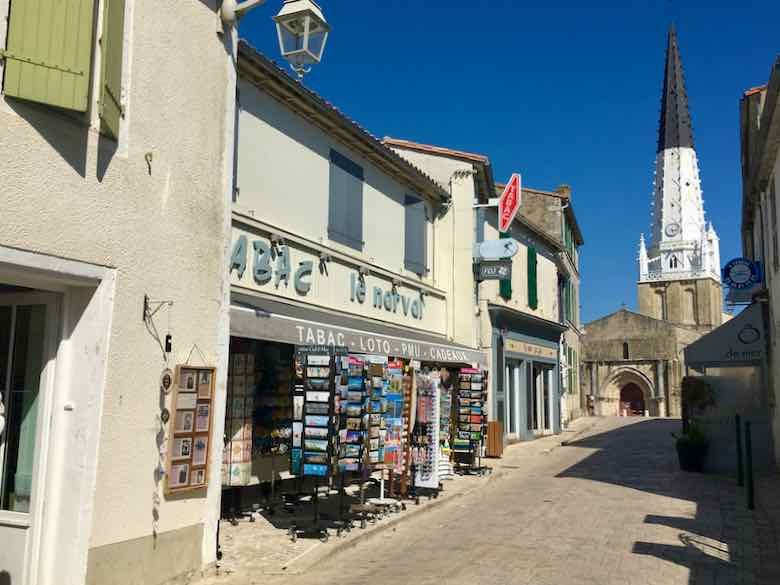 Ars-en-Re, France-Les Plus Beaux Villages de France (J. Chung)