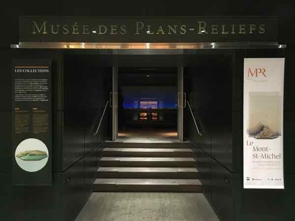 Musée Des Plans Reliefs, Paris