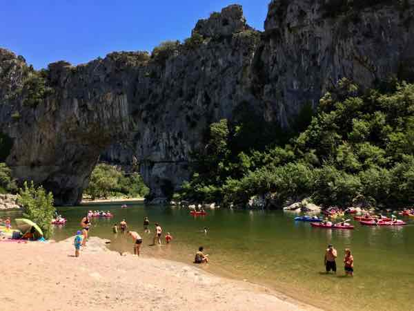 Pont d'Arc-2 Days In The Ardeche