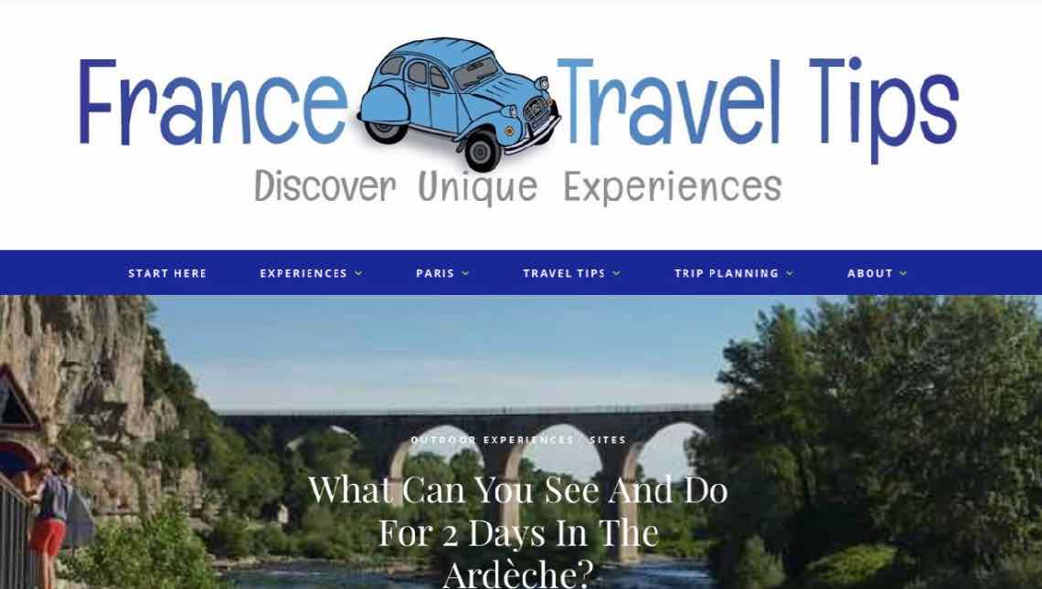 Francetraveltips Website Photo 2019