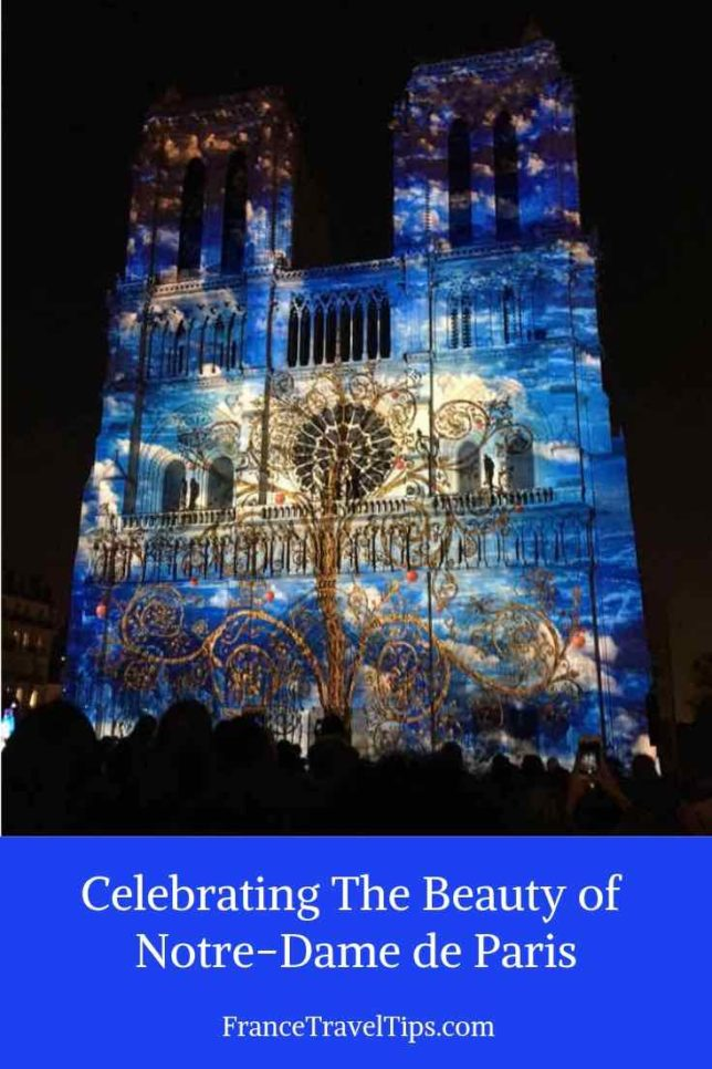 Celebrating The Beauty of Notre-Dame de Paris