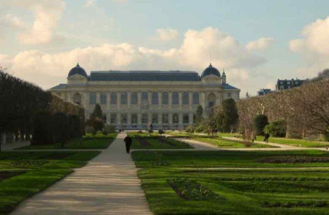 Museum Nationale d'Histoire Naturelle-Jardins des Plantes (J. Chung)