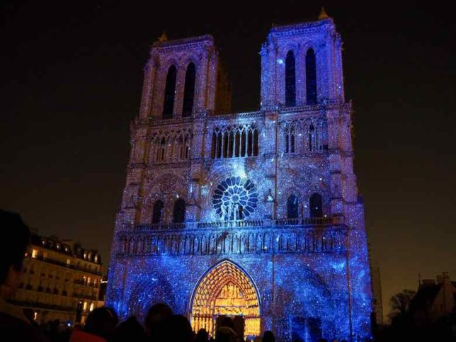 Notre-Dame Cathedral (J. Chung)