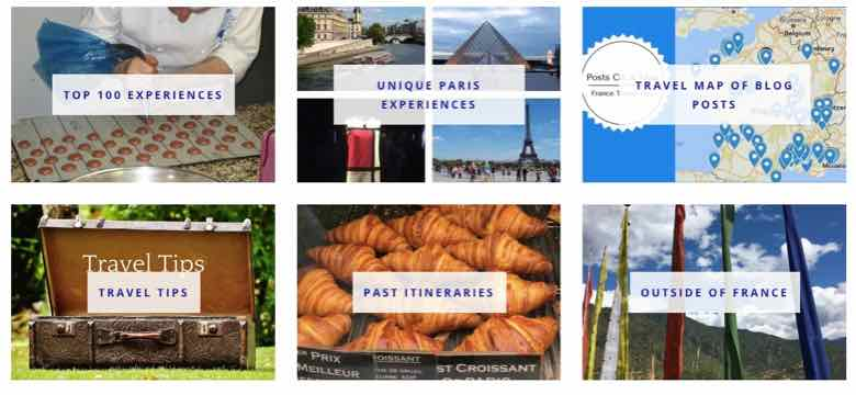 France Travel Tips Home Page