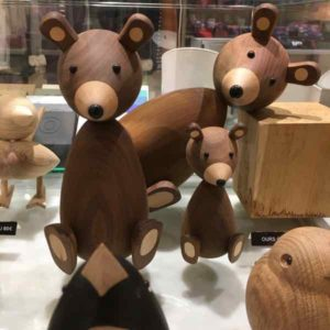 Bears at Fleux, Paris