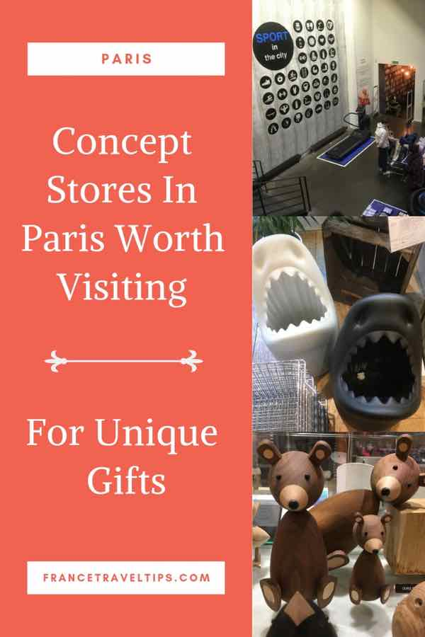 Concept stores In Paris Worth Visiting For Unique Gifts