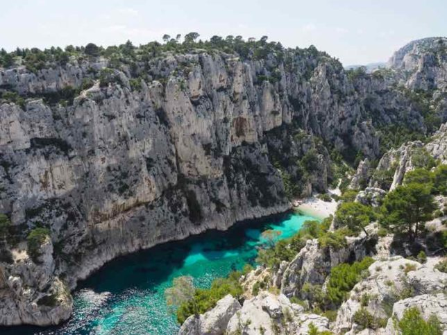 Hike the three calanques near Cassis (J. Chung)