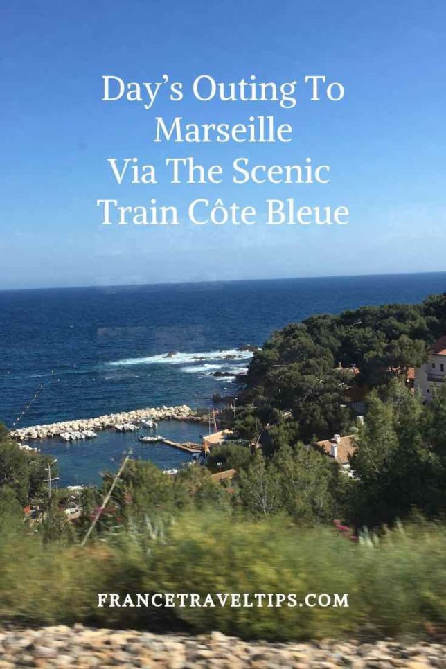 Day's Outing To Marseille Via the Scenic Train Côte Bleue