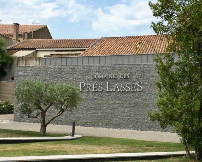 Domaine des Pres Lasses (J. Chung)