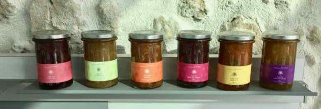 Jams from Chateau Autignac (J. Chung)