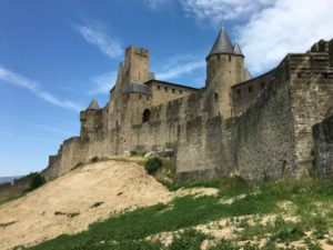 Carcassonne in the day (J. Chung)
