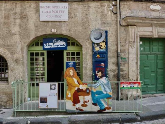 Celebrating Moliere in Pezenas (J. Chung)