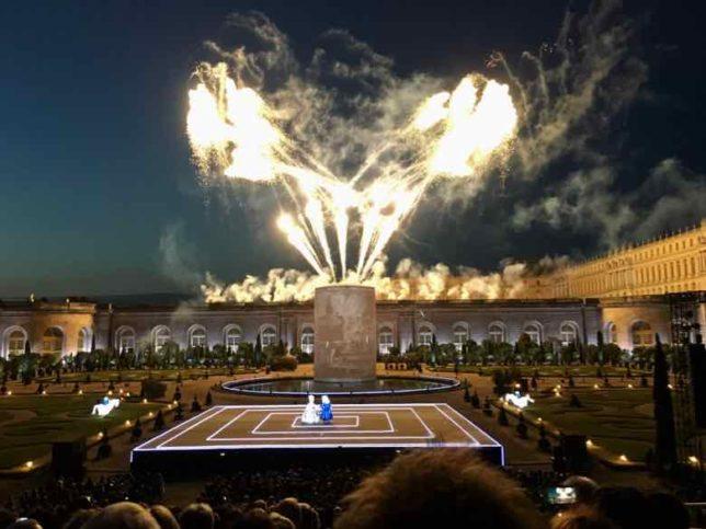 Marie Antoinette Le destin d'une Reine -Versailles Spectacle (J. Chung)