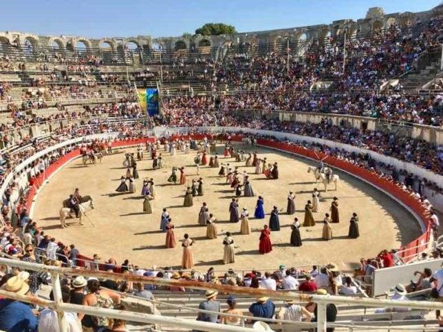 Corcorde d'Or-Arles Amphitheatre (J. Chung)