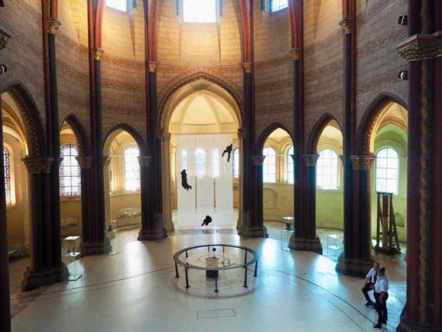 Arts et Metiers Museum (J. Chung)