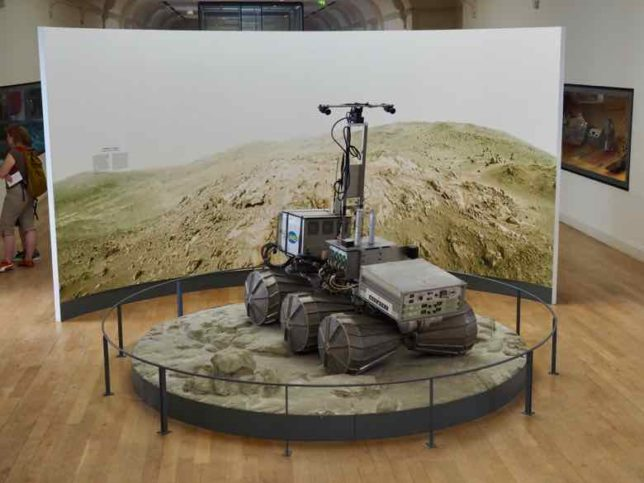 Robot Lama-Arts et Metiers (J. Chung)