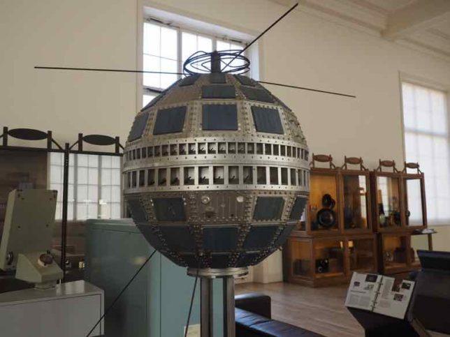 Telstar satellite-Arts et Metiers (J. Chung)