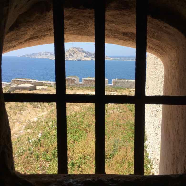 France's Alcatraz-Chateau d'If (J. Chung)