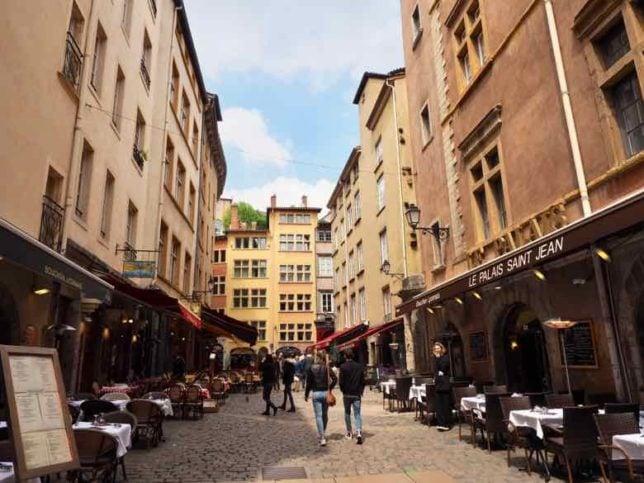 Vieux Lyon (J. Chung)