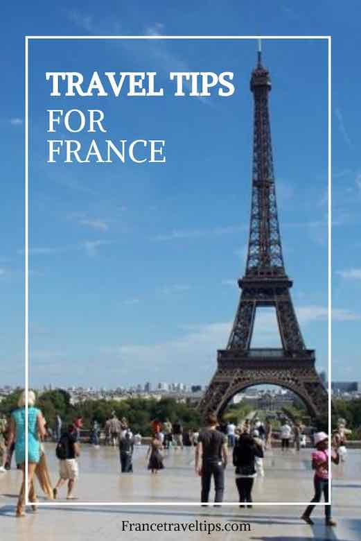Travel Tips For France