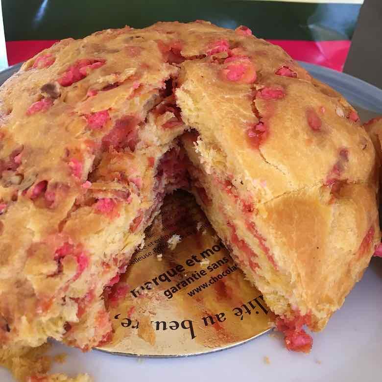 A slice of La Praluline (J. Chung)
