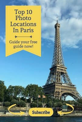 Top 10 Photo Locations In Paris