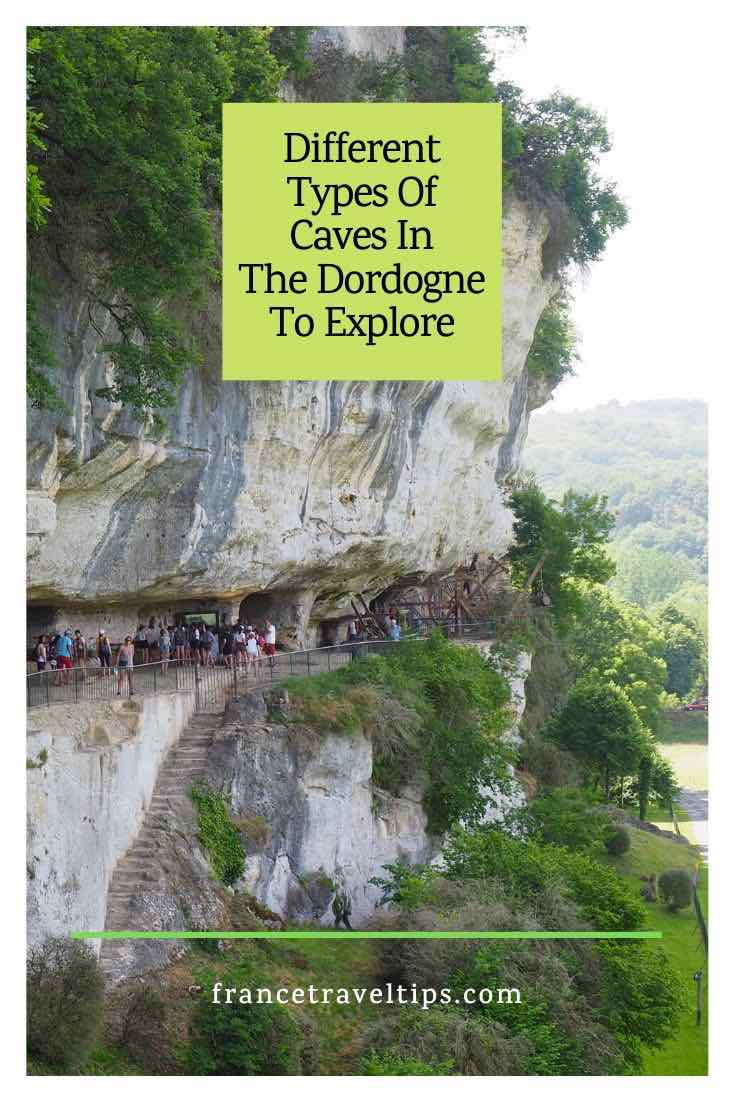 Different Types Of Caves In The Dordogne To Explore