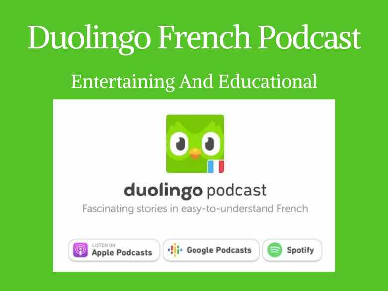 Duolingo French Podcast