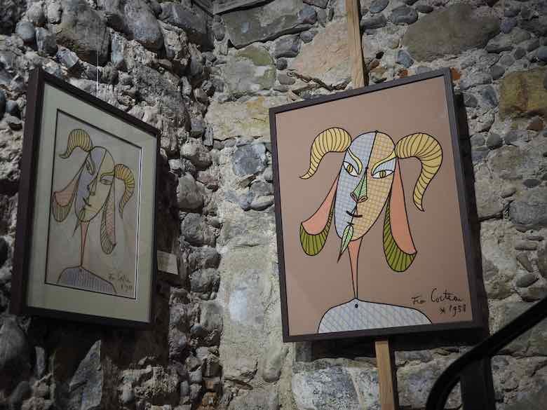 Jean Cocteau Museum At Le Bastion, Menton (J. Chung)