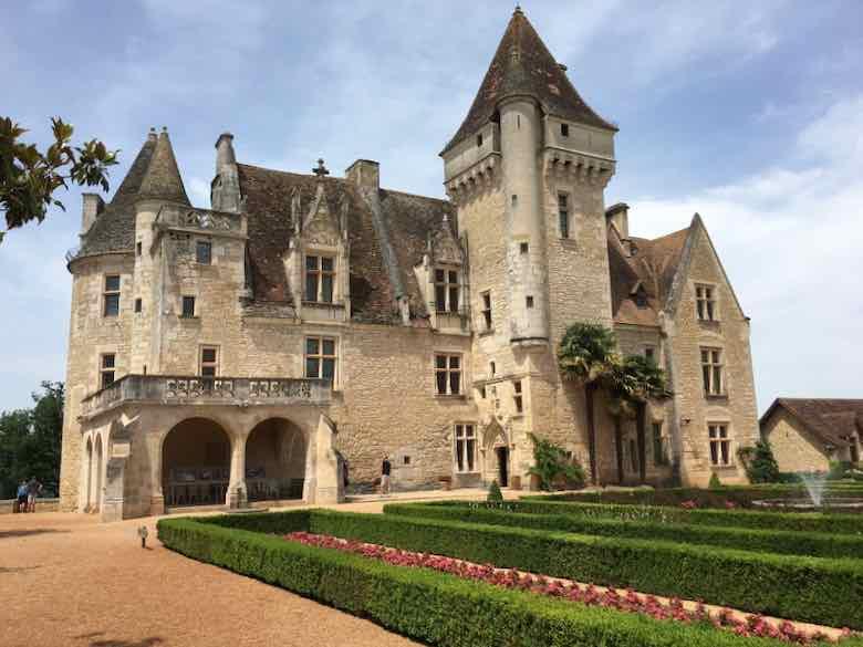 Chateau des Milandes (J. Chung)