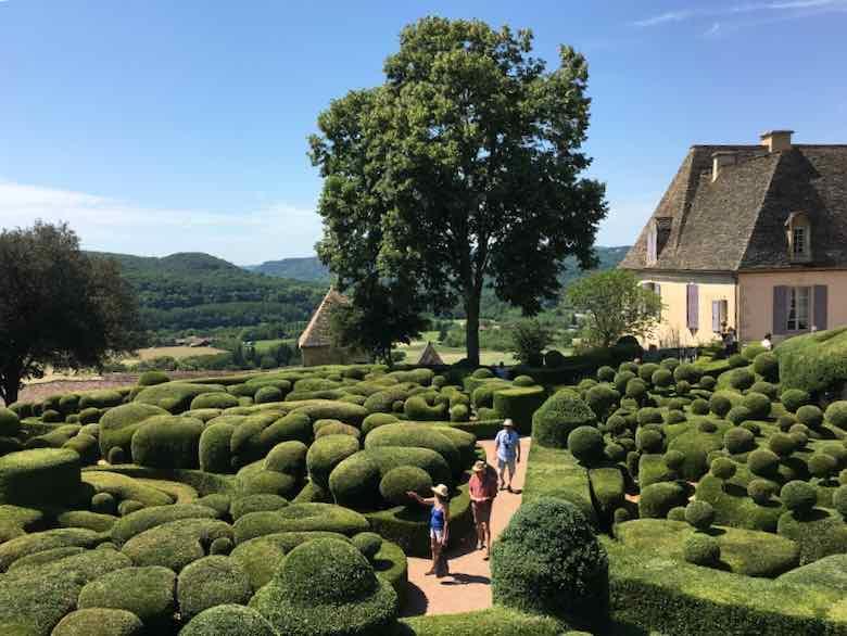 Jardins de Marqueyssac (J. Chung)