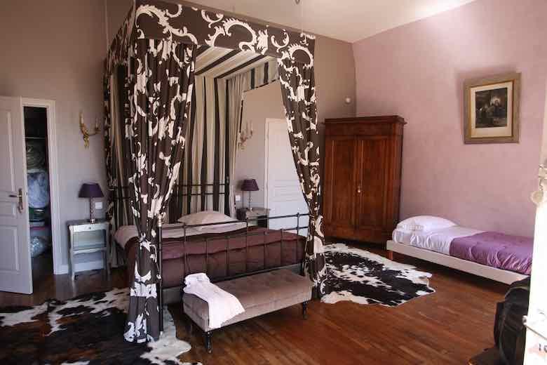 Chambre d'hotes Le Manoir de la Guepiere in the Loire Valley, France (J. Chung)