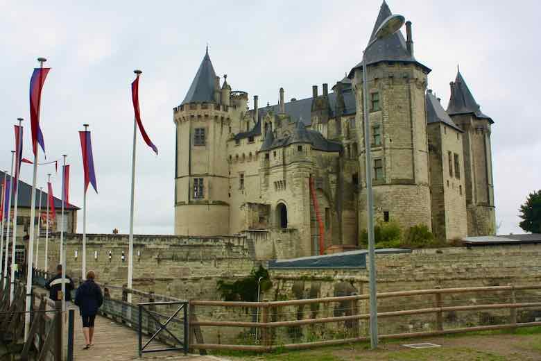 Château de Saumur, Pays de la Loire (J .Chung)