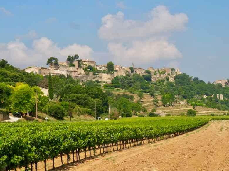 Menerbes, France (J. Chung)