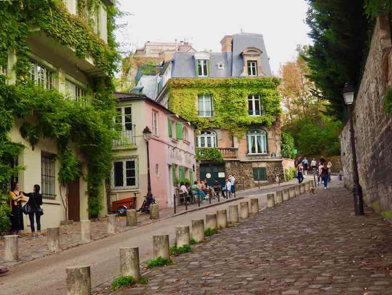 Montmartre, Paris (J .Chung)