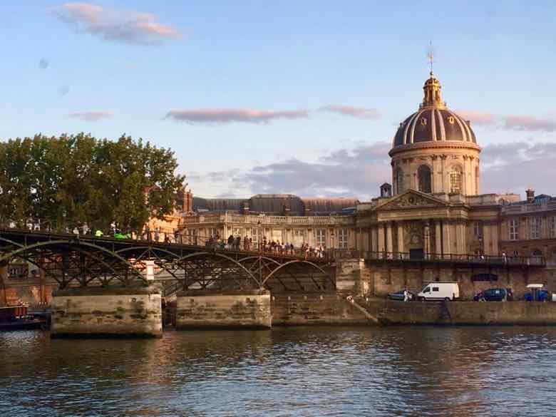 Seine River view-Bastille Day dinner cruise (J. Chung)