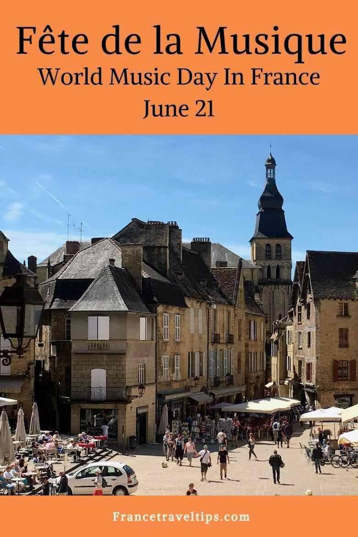 Fete de la Musique-World Music Day In France