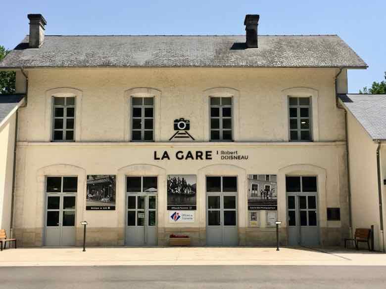La Gare, Carlux (J. Chung)
