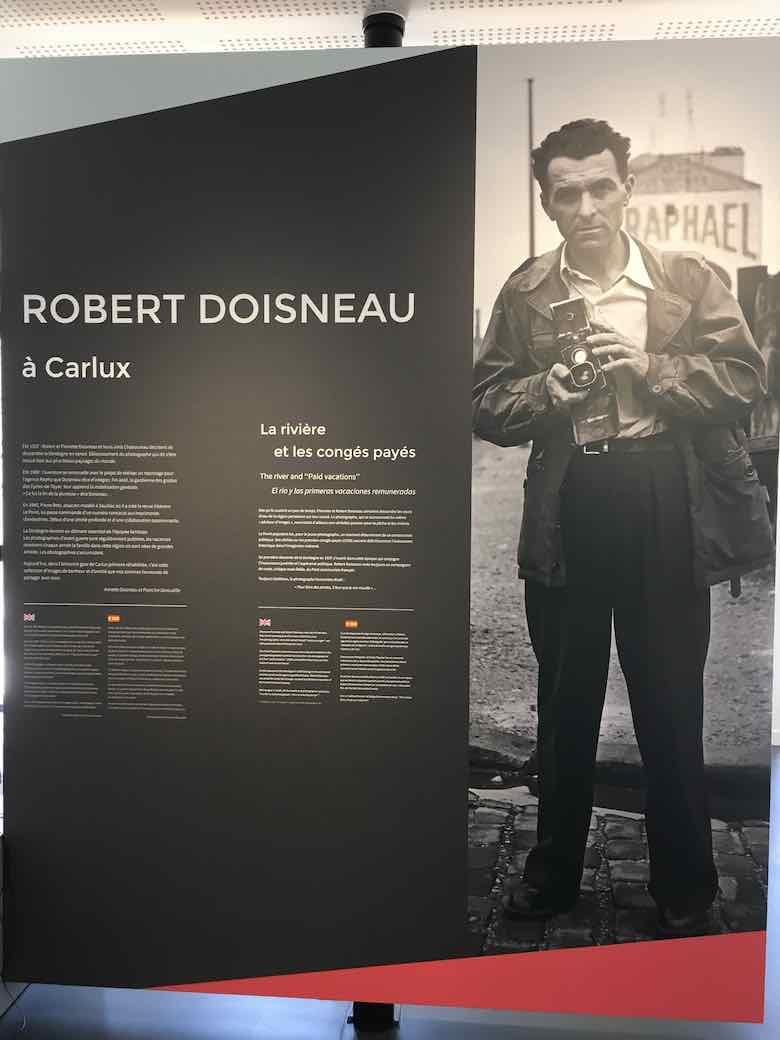 Robert Doisneau a Carlux (J. Chung)