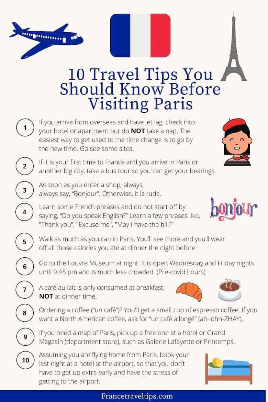 10 Travel Tips Helpful Hints