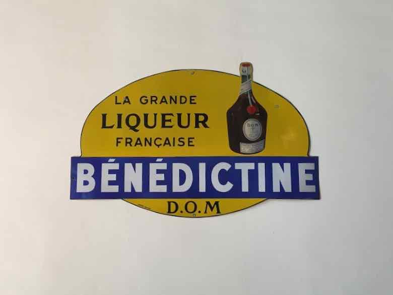 Benedictine Liqueur (J. Chung)