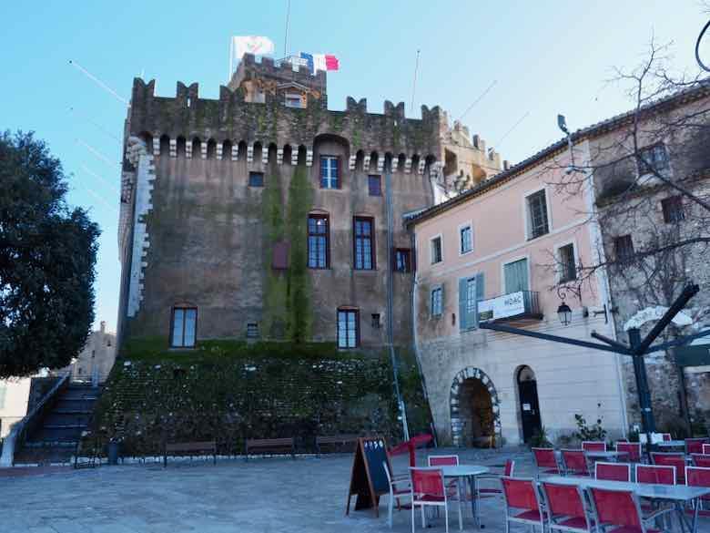 Chateau Musee Grimaldi Cagnes sur Mer
